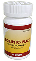 Folinic Plus - Bottle